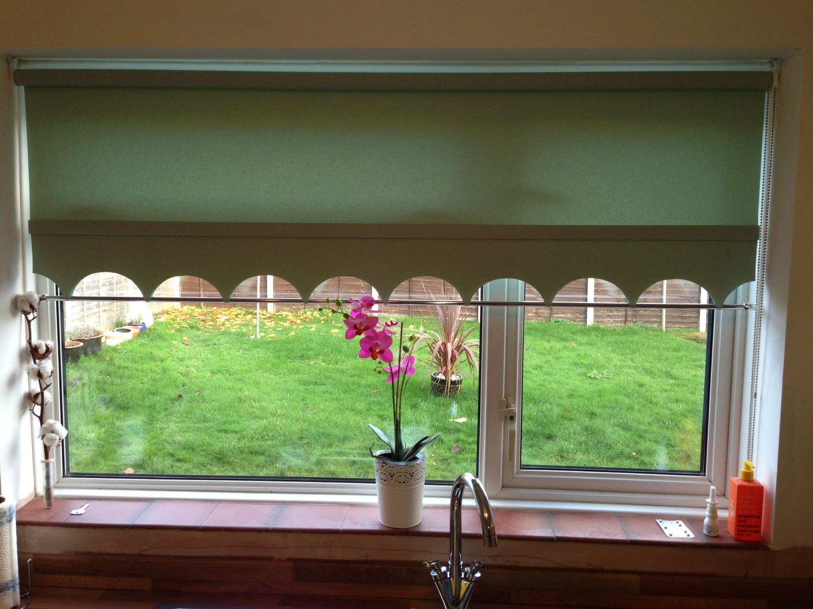 latest living room design light blue wall roller blinds in portsmouth hampshire | discounted ...