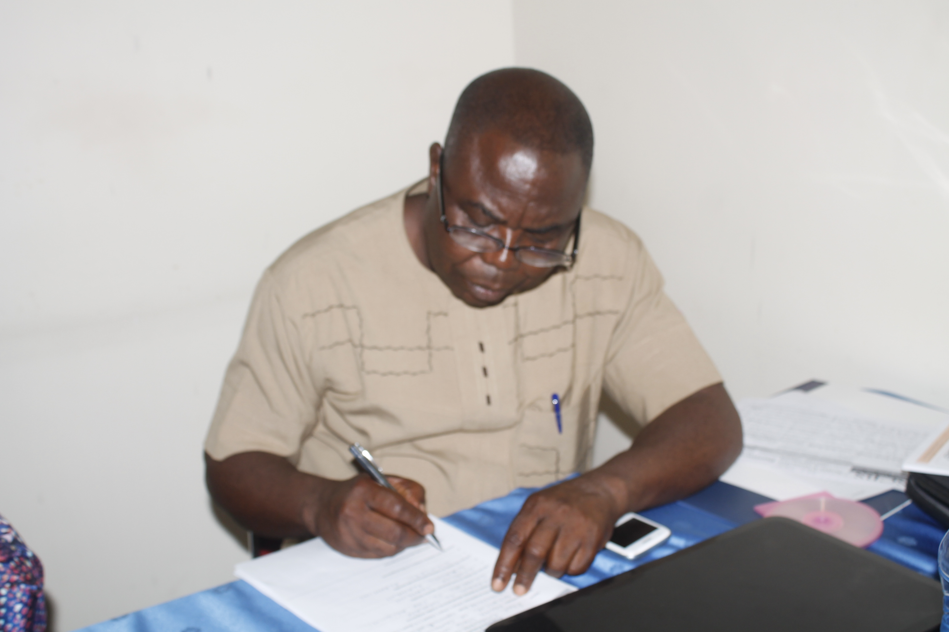 The training is fantastic, has broadened my scope to creative thinking, strategic planning and contract bidding. I am now a better manager, entrepreneur and leader. The resource persons are simply awesome. They blew my mind. A great Programme!  – Prof. O. Ogbu, Director of Consultancy Services, Ebonyi State University.