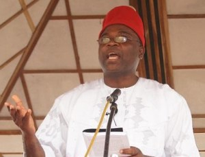 Prof. Chinedum Nwajiuba, Member SCBS Board
