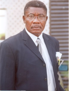 Prof. B.E.B Nwoke, Chairman of SCBS Board