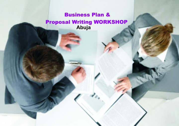 Business Plan Workshop-july 2018