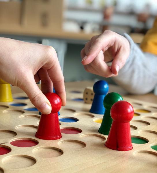Sozialpflege - Spiel