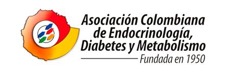 Logo Asociación Colombiana de Endocrinología Diabetes y Metabolismo