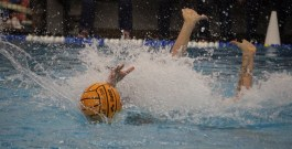 Gebrauchtes Wochenende bei den Wasserball Herren