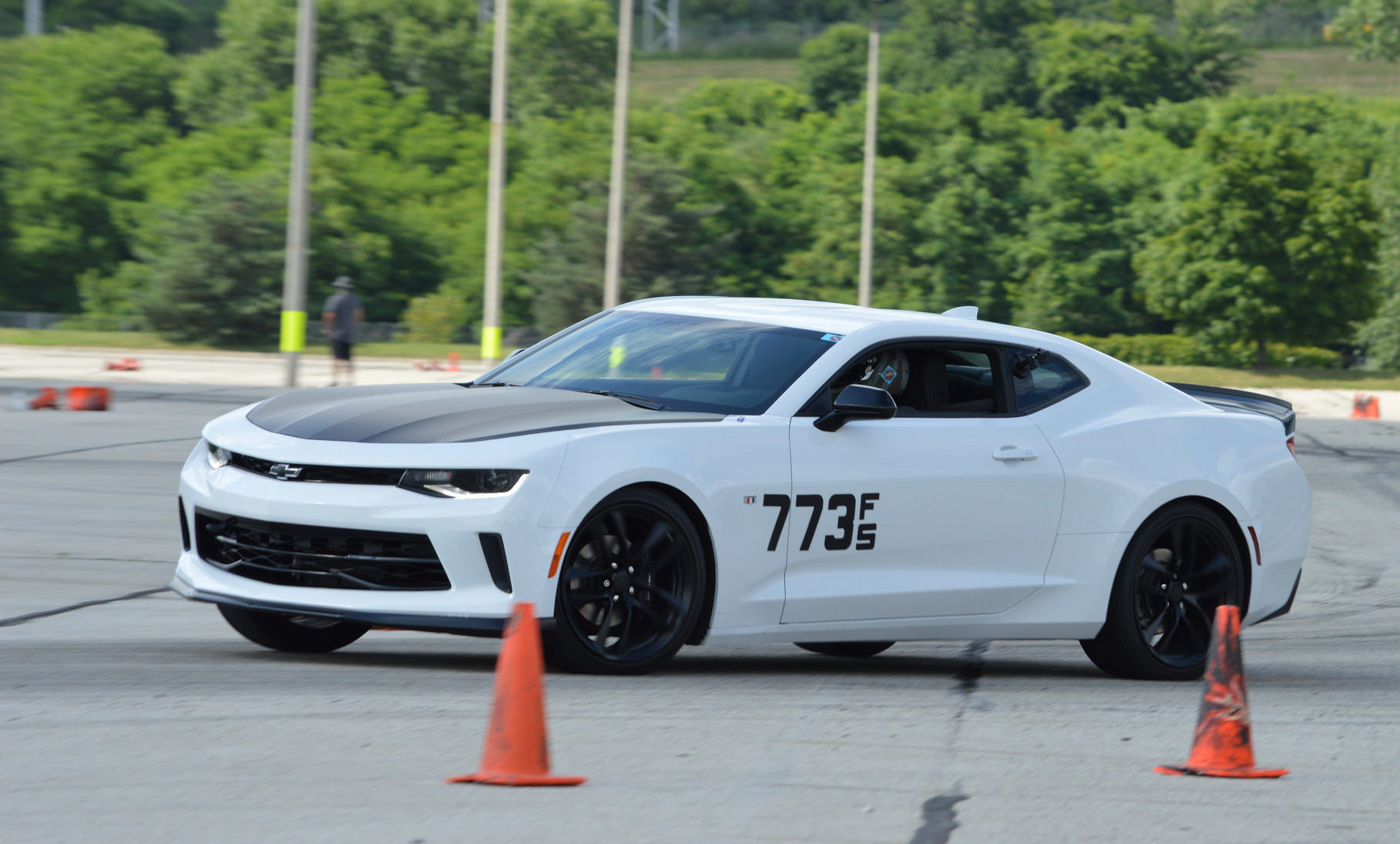 Autocross Event 6 Results