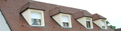Les fenêtres de toit par SCCA Santa Cristina toiture et charpente à crissey chalon sur saone en saone et loire 71