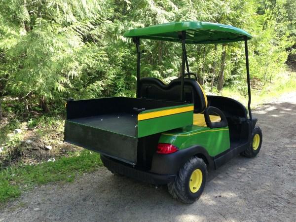 Sc Carts John Deere Work Cart Part 2
