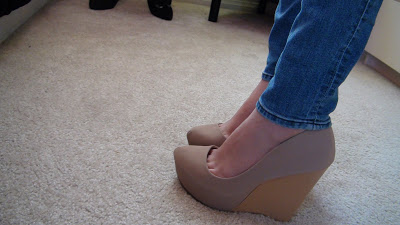 My Shoedazzle.com Review – Pictures of my shoes