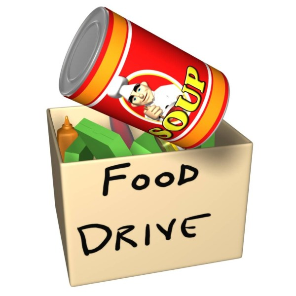 Scc Annual Food Drive Challenge