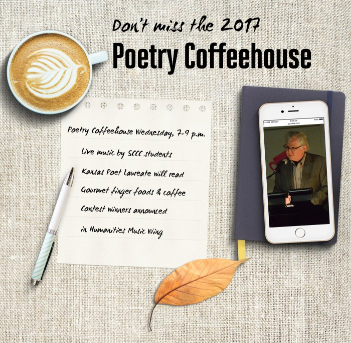 POETRY COFFEEHOUSE POSTER
