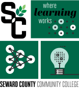 where learning works badge with name