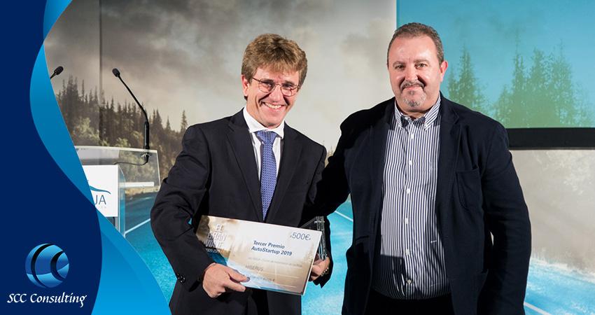 Entrega Premios Concurso AUTOSTARTUP
