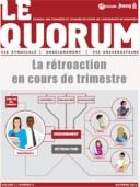 Quorum automne 2012