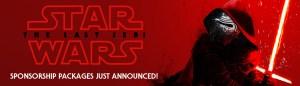 Star Wars Sponsorship Packages