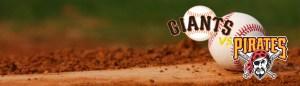 SF Giants vs Pittsburgh Pirates Baseball Game