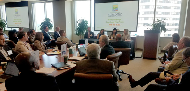 Event Recap: SCCEBA Member Meeting & SC Clean Energy Policy Forum