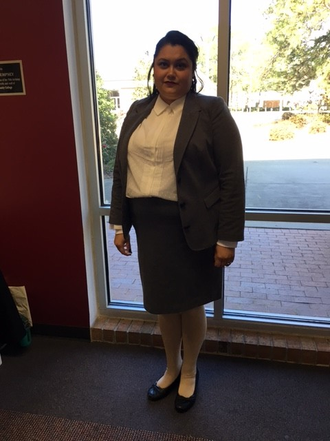 """CJ Musson, """"Dressed for Success"""""""