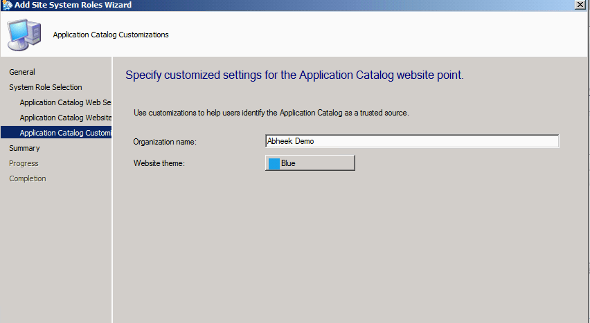 Software request in SCCM - Submit Software Request (6/6)