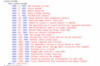 Client Installation Troubleshooting