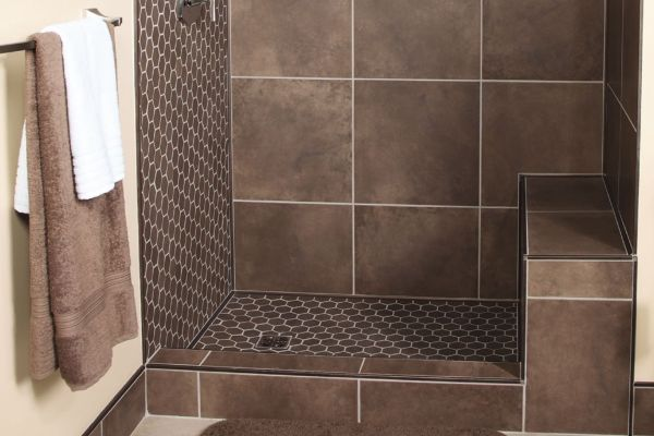 Schluter Kerdi Shower System