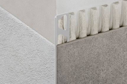 edging outside wall corners for
