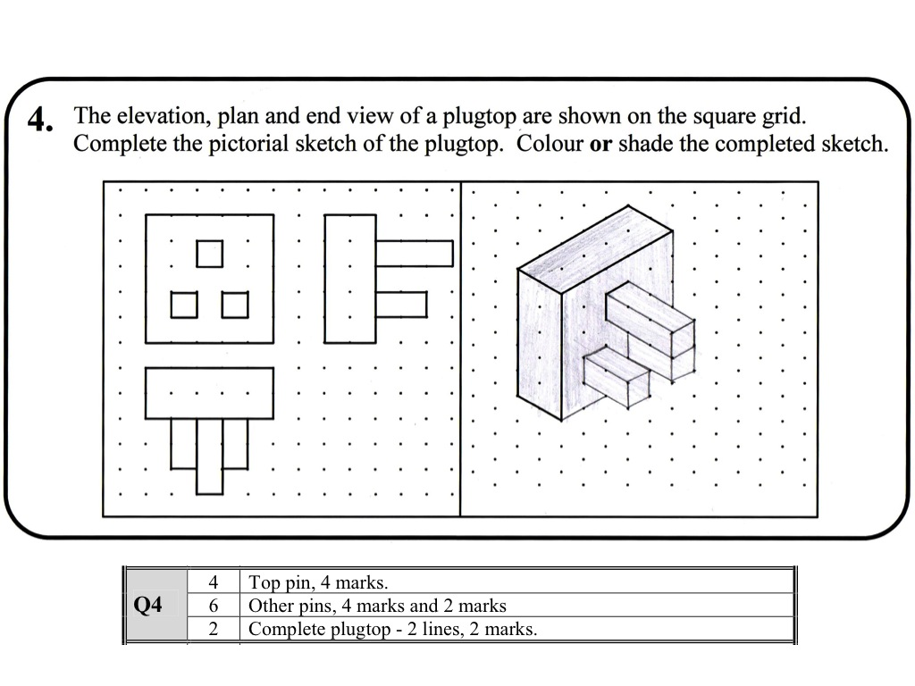 A Isometric