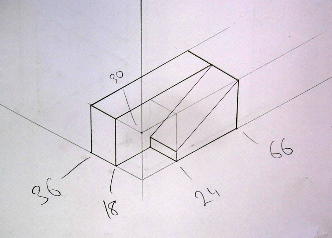 3d Drawing Amp Isometric Projection