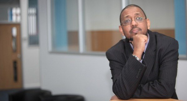 Naser Haghamed CEO of Islamic Relief Worldwide Copyright IRW