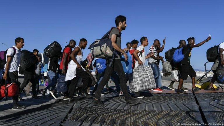 Greece renews calls for assistance from EU partners - InfoMigrants