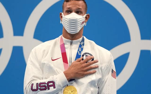 美國泳壇再出英雄    德雷塞爾100米自由泳奪冠成爲水上最快的人