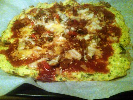 SCD Recipe: Basic Pizza