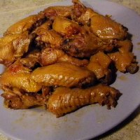 SCD Recipe: Slow Cooker Honey Lime Chicken Wings