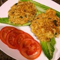 SCD Recipe: Quick and Easy Salmon Burgers