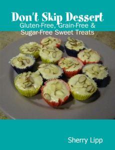 Don't Skip Dessert eBook Cover Lulu