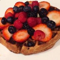 SCD Recipe: Fluffy Vanilla Waffles