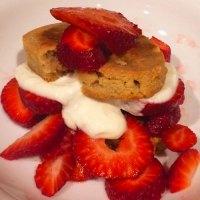 SCD Recipe: Shortcakes for Strawberry Shortcake