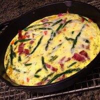 SCD Recipe: Asparagus Frittata