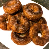 SCD Recipe: Basic Vanilla Donuts