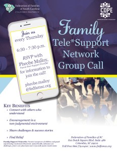 FOF-Family TeleSupport Network Group Call