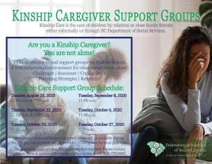 Kinship Caregiver Support Group