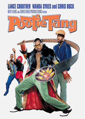 is pootie tang available