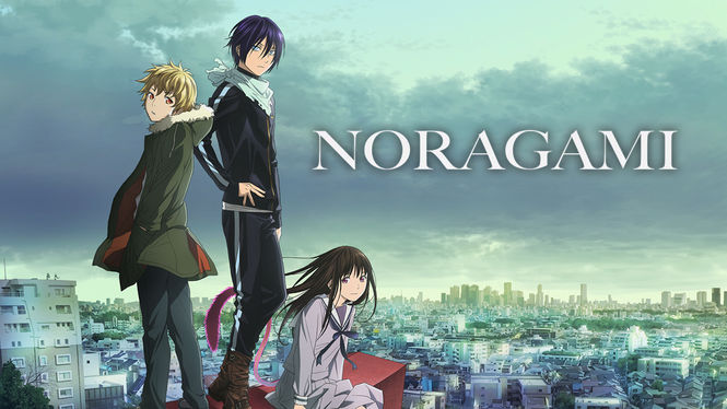 American Girl Computer Wallpaper Is Noragami Available To Watch On Netflix In America