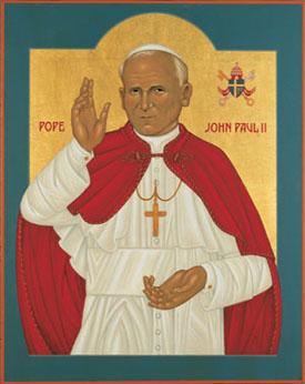 Saint John Paul the Great?