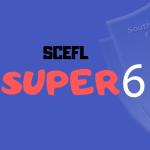 SCEFL Super Six Prediction League