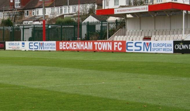 beckenham town eden park avenue