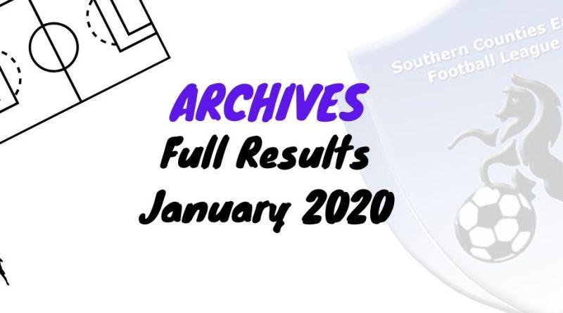 scefl season January 2020