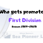 Promotion Picture – First Division