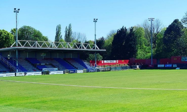 erith & Belvedere ground park view road welling united scefl