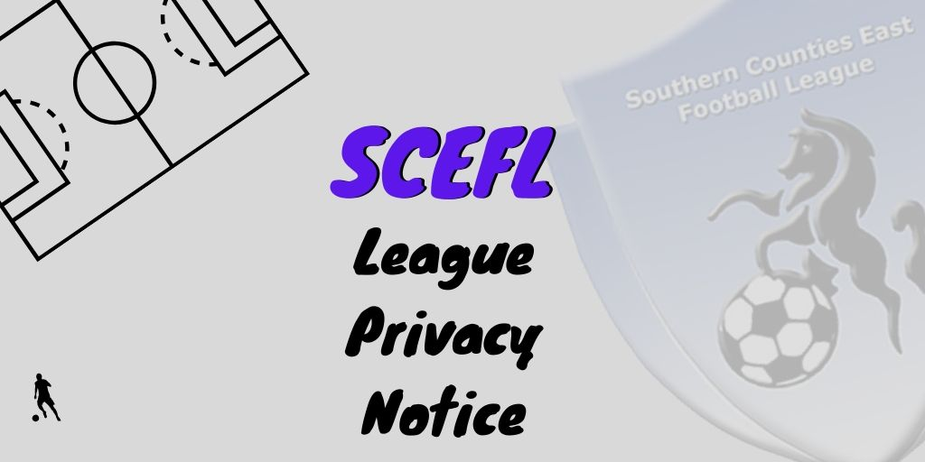 SCEFL league privacy notice