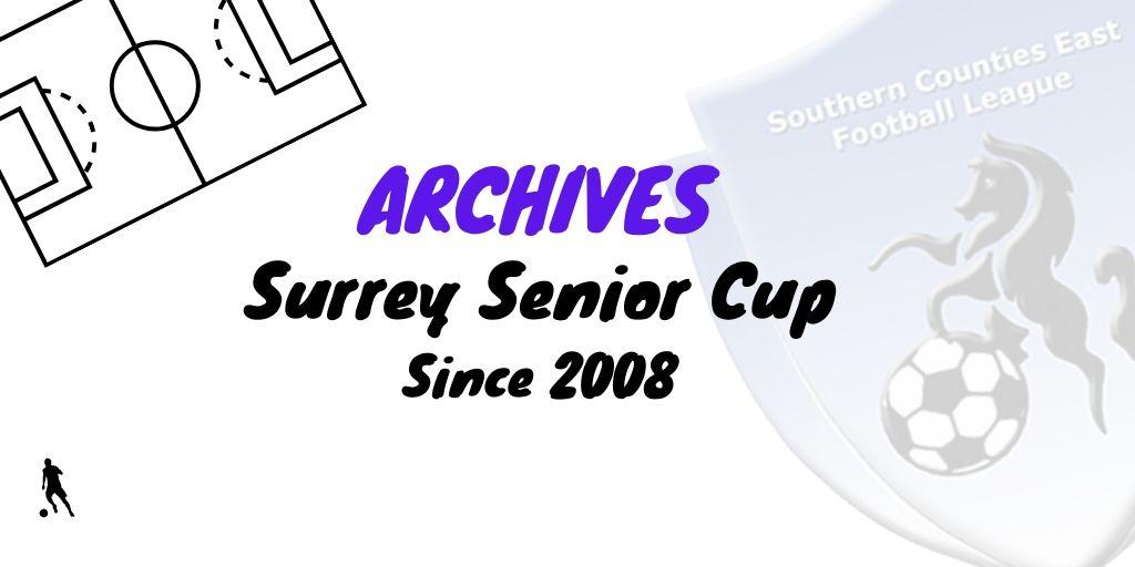 scefl surrey senior cup